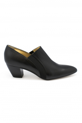 Walter Steiger Seventy Eight boots in black leather