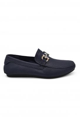 Gancini loafers