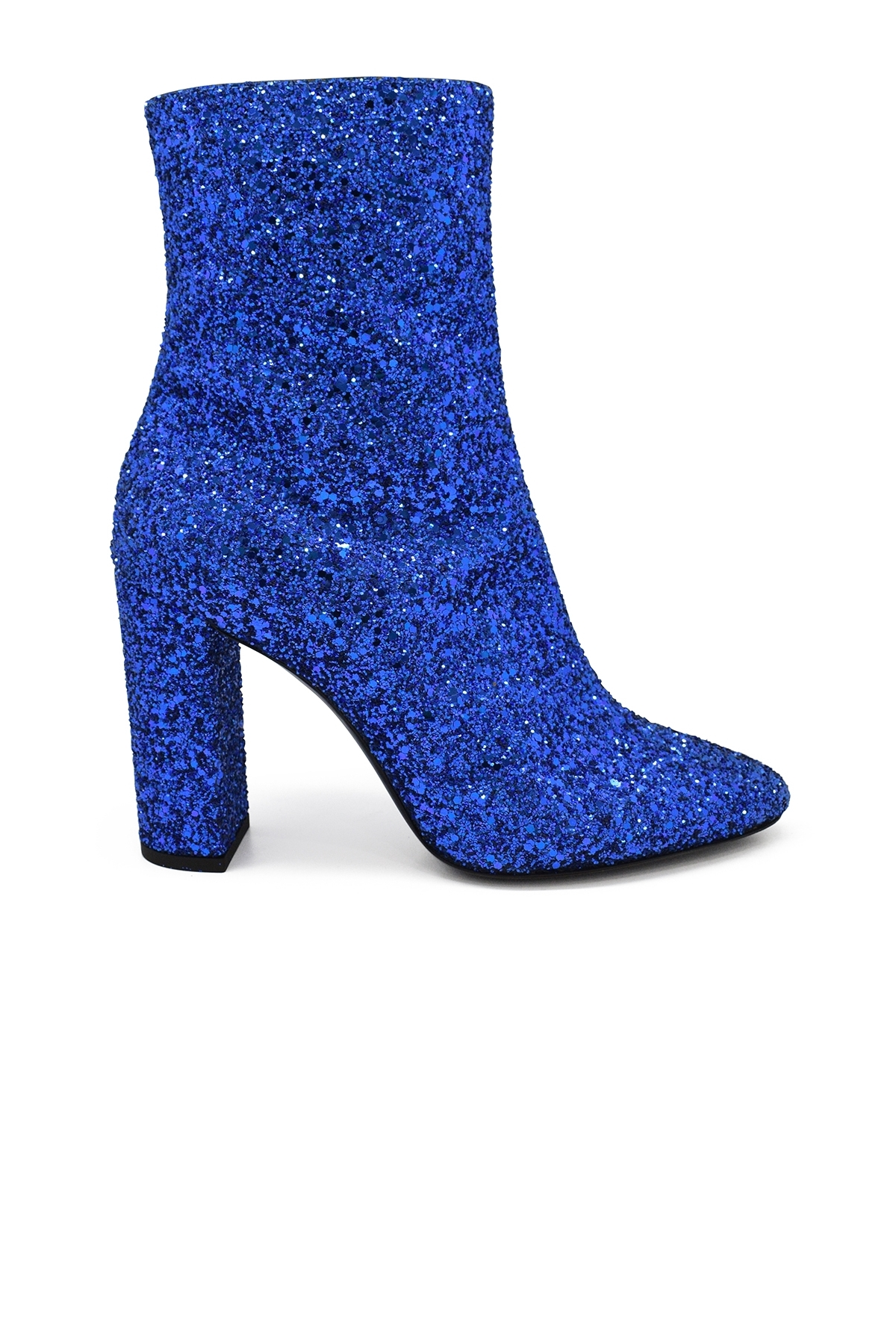 Lou glittered ankle boots
