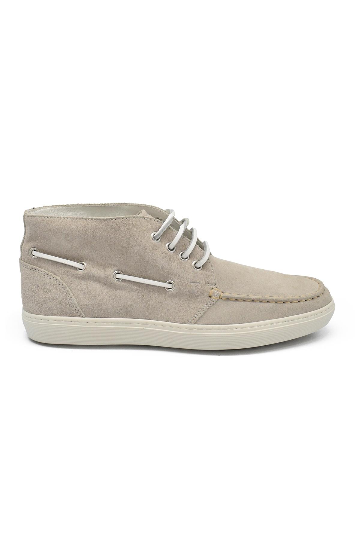 Sneakers en daim
