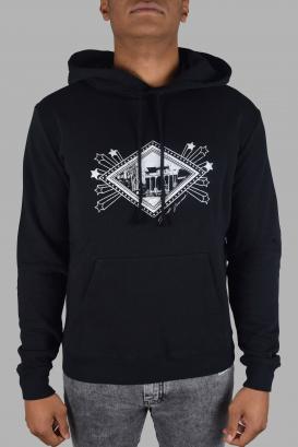 Saint Laurent hoodie sweat with logo