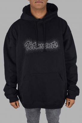 VETEMENTS black hoodie