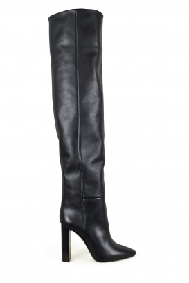 Saint Laurent 76 thigh-high