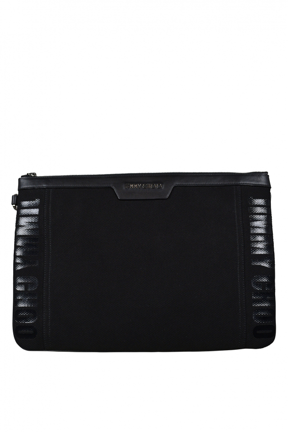 Jimmy Choo Derek clutch bag