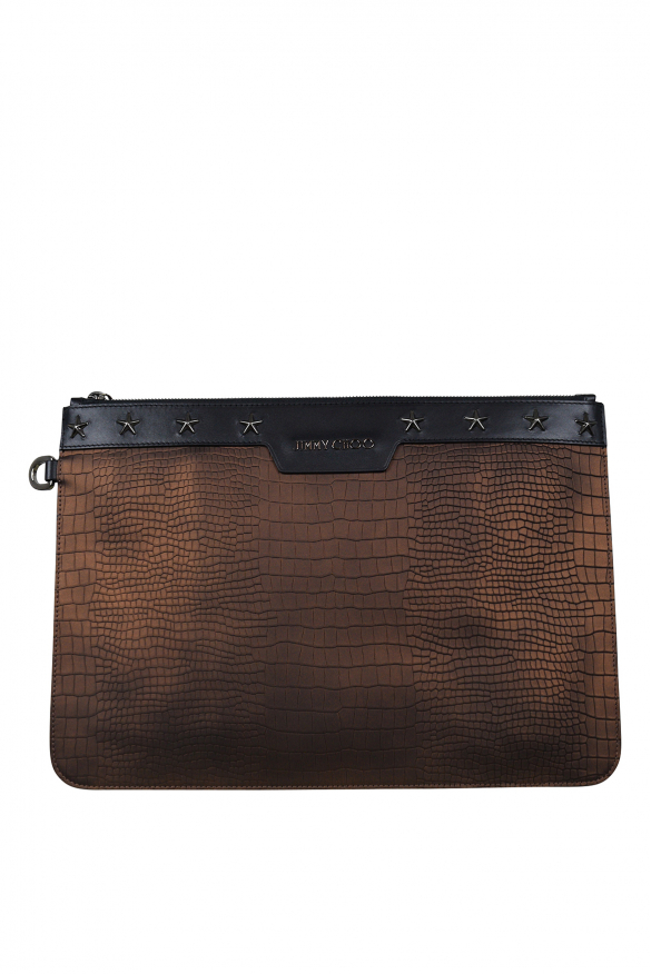 Derek clutch bag