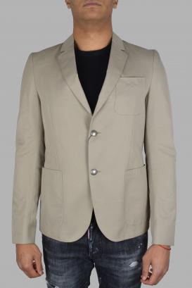 Gucci jacket in beige cotton.