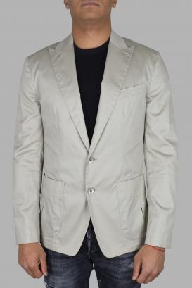 Beige Dolce & Gabbana jacket.