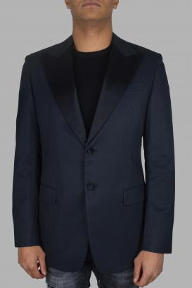 Prada dark blue suit jacket.