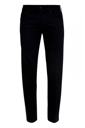Dsquared2 jeans model Clean Slim in black cotton.