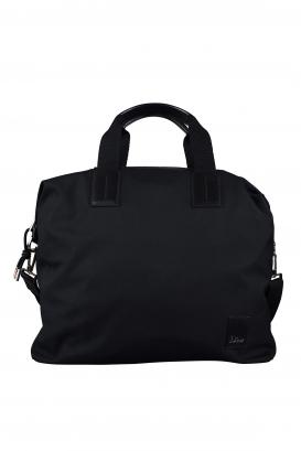 Dior bag in black nylon.