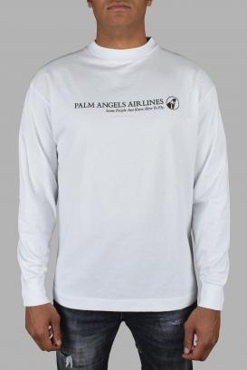 White Palm Angels Long sleeve T-shirt.
