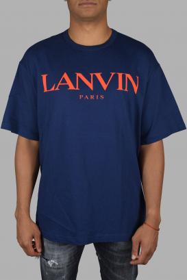 Lanvin blue t-Shirt.