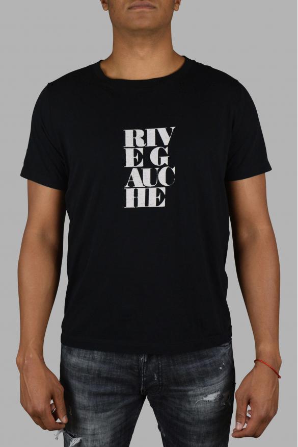 Saint Laurent black t-shirt.