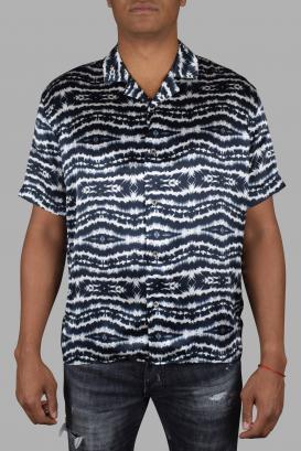 Philipp Plein silk shirt.
