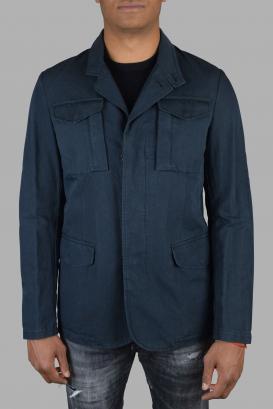 Blue Hogan jacket.