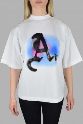 White Palm Angels oversized t-shirt.