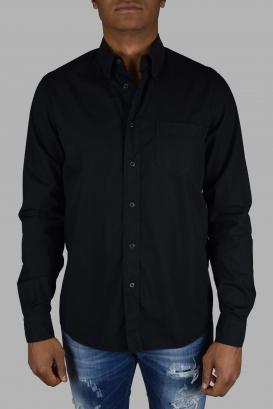 Prada black shirt.