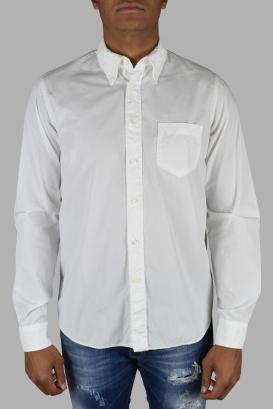 Prada white shirt.
