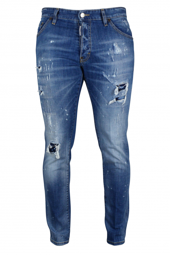 Cool Guy Jean Dsquared2 blue.