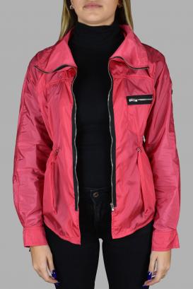 Pink Hogan jacket.