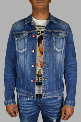 Dsquared2 denim jacket.
