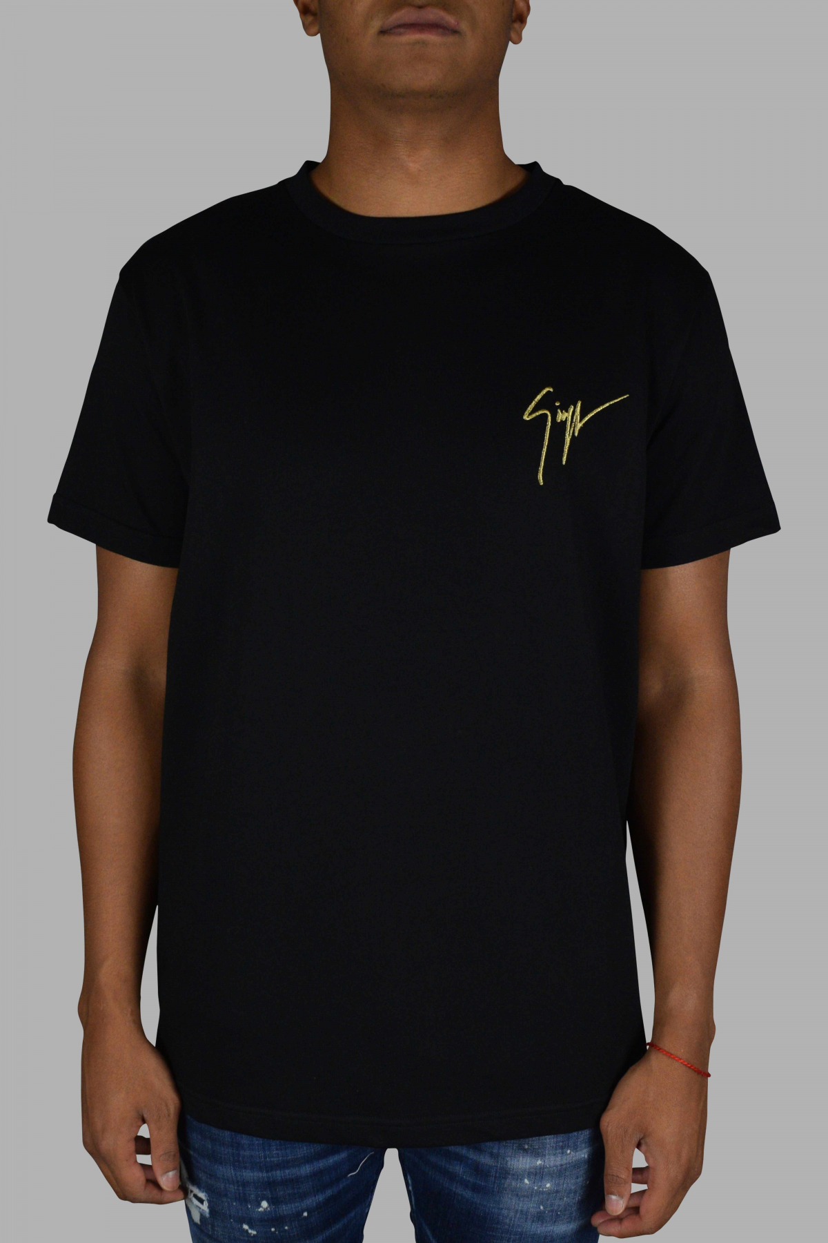 Giuseppe Zanotti T-Shirt black.