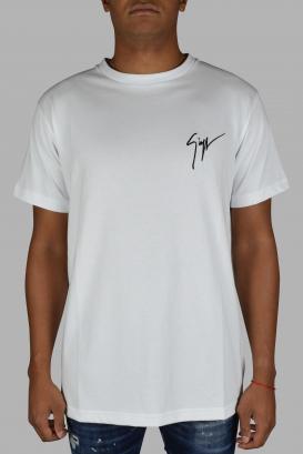 Giuseppe Zanotti white t-shirt.